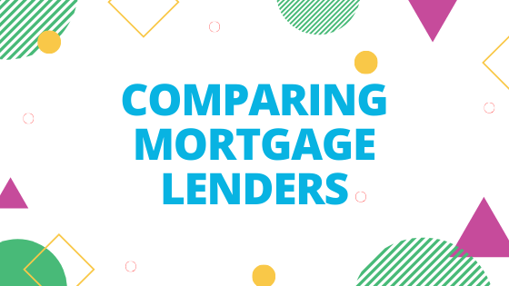 Comparing Canadian Mortgage Lenders Blog Banner