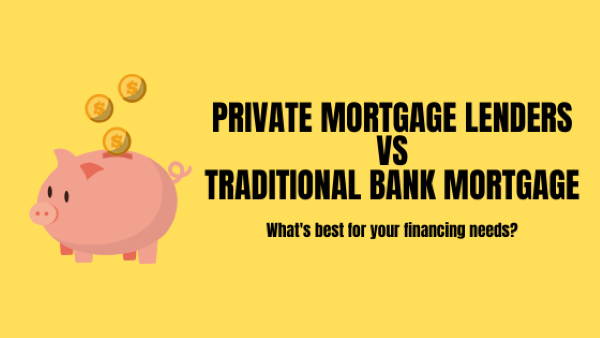 private mortgage lending vs bank blog banner