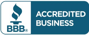 Better Business Bureau Accredited Business icon